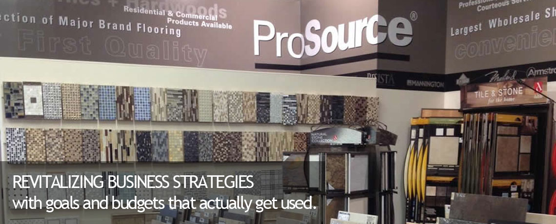 Financial Benchmarking | ProSource Wholesale Floorcoverings